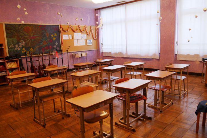 高学年の教室
