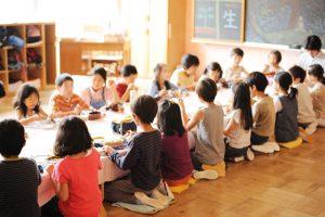 誕生日の集い(3年生)