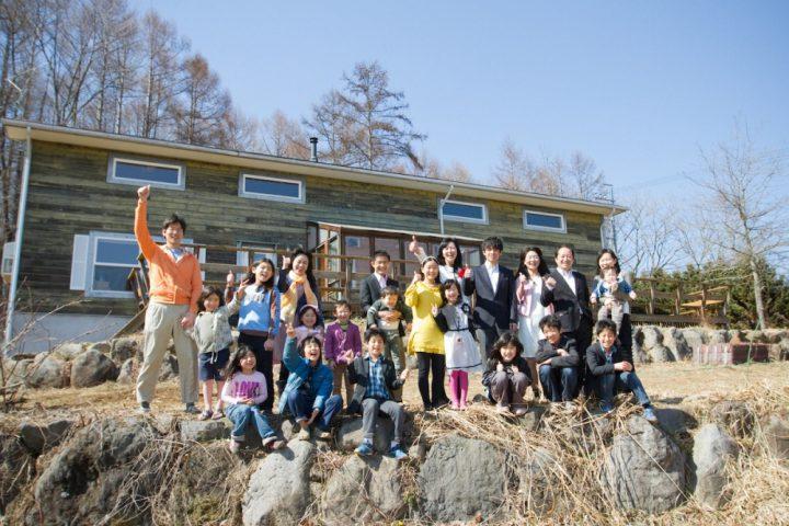 八ヶ岳にある校舎