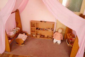 お人形のお部屋