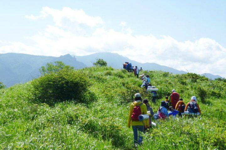 自然体験キャンプや合宿も