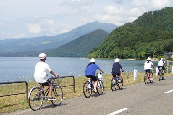 田沢湖一周