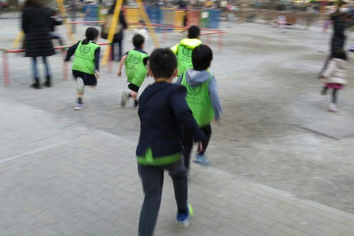 校外活動(外遊び)