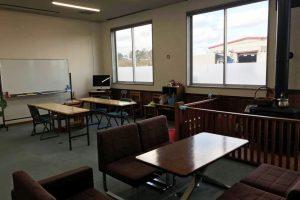 広々とした教室!